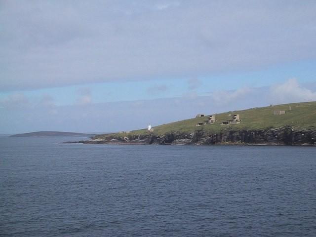 Hoxa Head Lighthouse