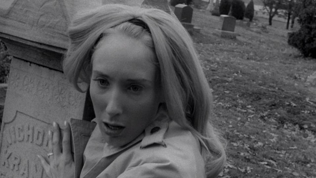 """Night of the Living Dead"" Cemetery"