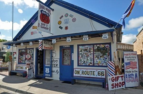 Delgadillo's Route 66 Gift Shop