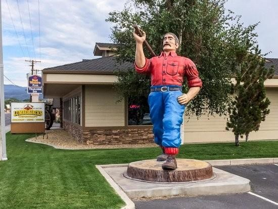 Big Lumberjack