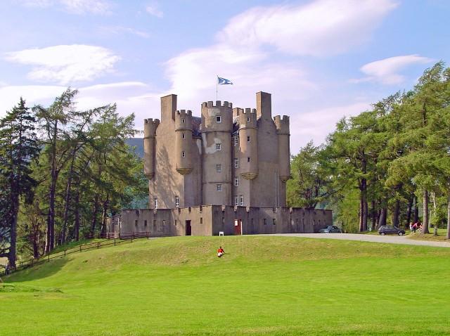 Braemar Castle