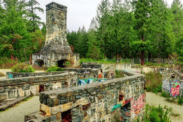 Abandoned Deertrail Resort