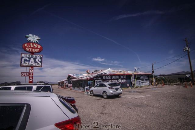 Arizona Last Stop