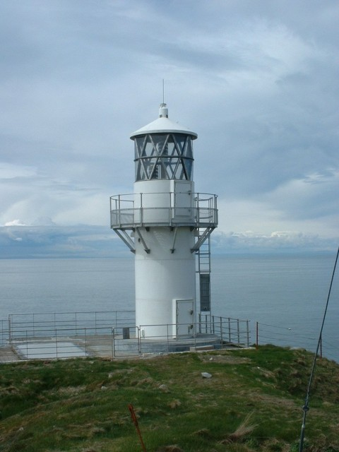 Crammag Head Lighthouse