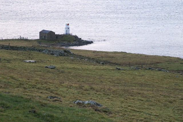Firths Voe Lighthouse