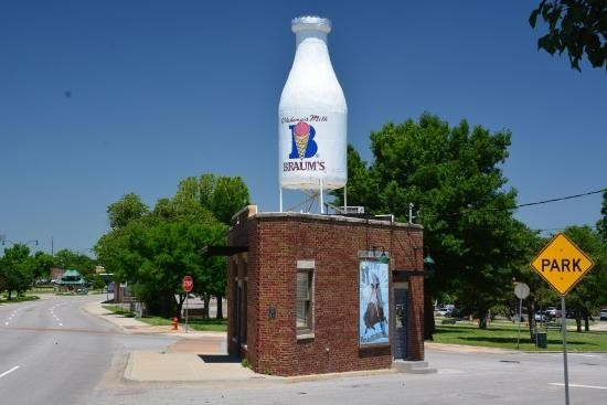 Milk Bottle Building