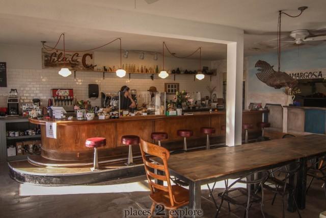 Amargosa Cafe