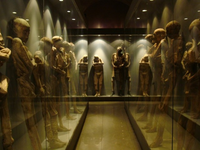 El Museo de Las Mimias