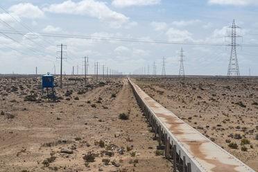 The World's Longest Conveyor Belt System