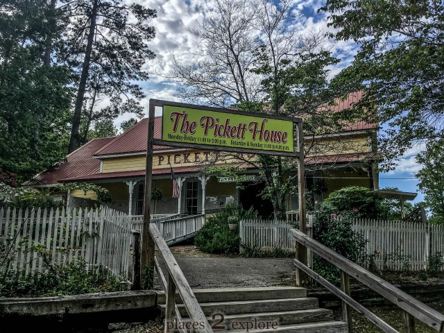 Pickett House