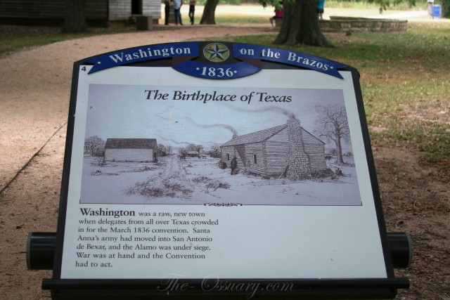Washington on the Brazos