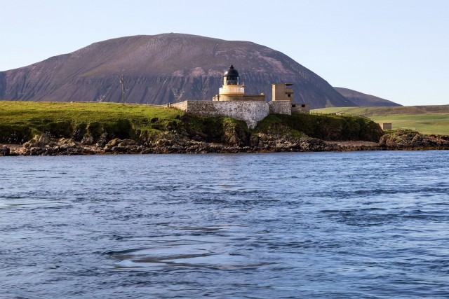Hoy Sound (Low) Lighthouse