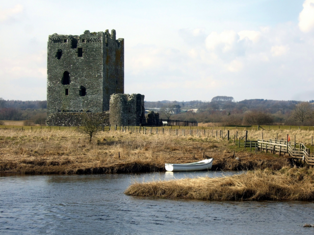 Threave Castle