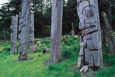 Totems of Haida Gwaii