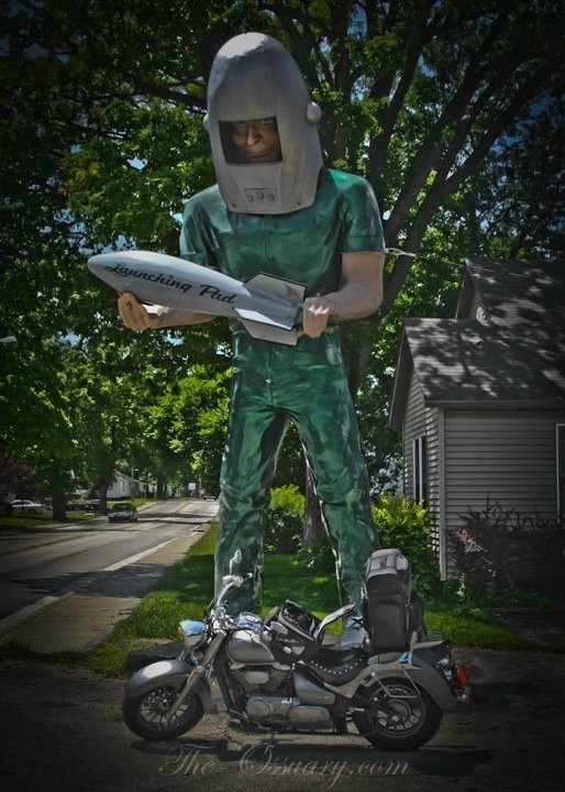 Gemini Giant: Space Age Muffler Man