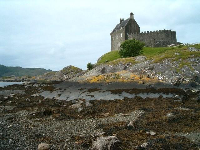 Duntrune Castle