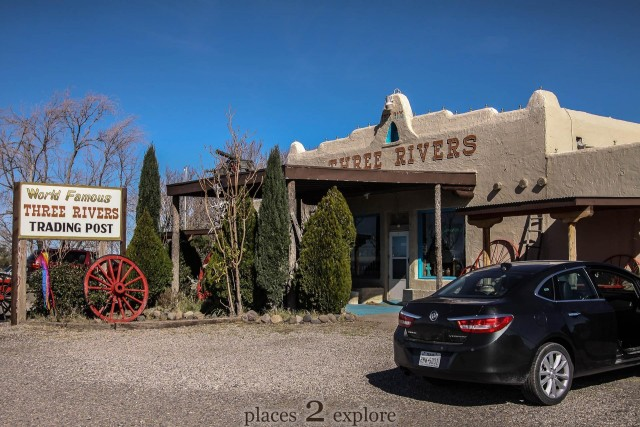 Three Rivers Trading Post