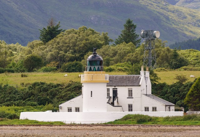 Corran Point Lighthouse